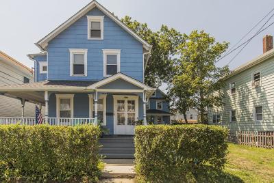 Bradley Beach Multi Family Home For Sale: 609 Park Place Avenue