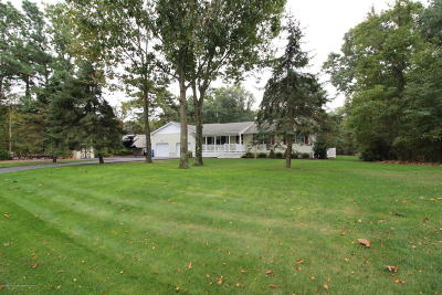 Jackson Single Family Home Under Contract: 111 Richter Road