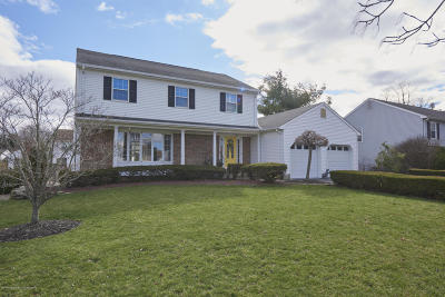 Holmdel Single Family Home For Sale: 5 Patterson Court