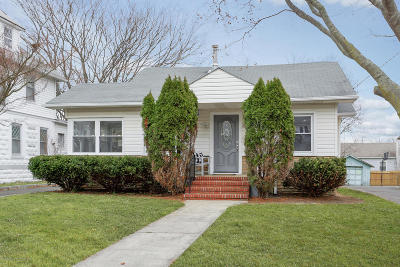 Long Branch Single Family Home Under Contract: 125 Norwood