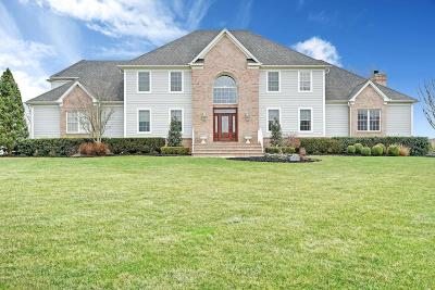 Colts Neck Single Family Home For Sale: 1 Comstock Lane
