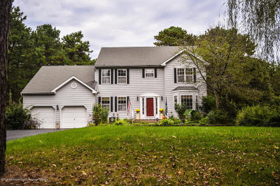 Jackson Single Family Home For Sale: 7 Marybeth Court