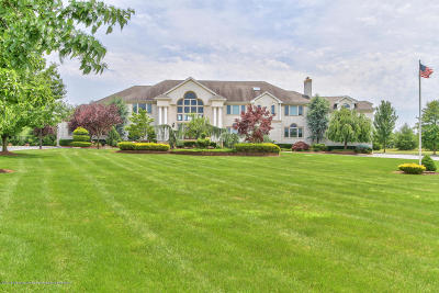 Monmouth County Farm For Sale: 5 Pegasus Drive