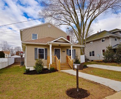 Red Bank Single Family Home Under Contract: 22 Carpenter Street