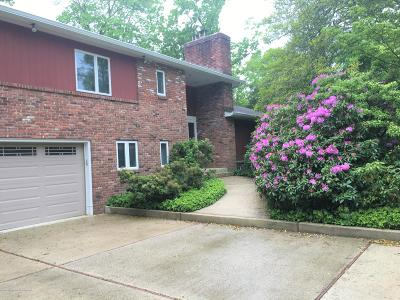 Toms River Single Family Home For Sale: 885 Ocean View Drive