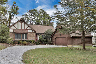 Brielle Single Family Home Under Contract: 638 Rankin Road