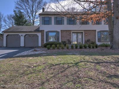 Manalapan Single Family Home Under Contract: 49 Ivanhoe Drive