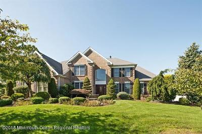 Freehold Single Family Home For Sale: 50 Country View Drive