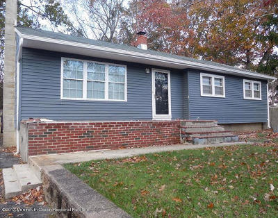 Howell Single Family Home Under Contract: 417 Shady Lane