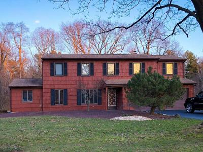 Freehold Single Family Home For Sale: 153 Sherwood Drive