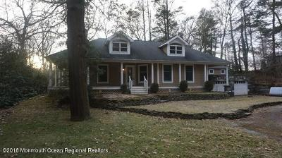 Colts Neck Single Family Home For Sale: 33 Creamery Road
