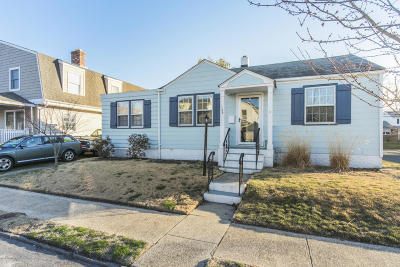 Ocean Grove Single Family Home For Sale: 126 Stockton Avenue