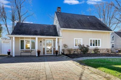 Aberdeen, Matawan Single Family Home Under Contract: 38 Weldon Road