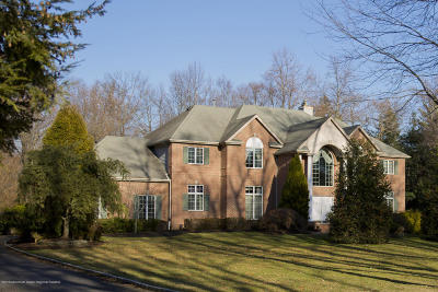 Rumson Single Family Home For Sale: 3 Buttonwood Lane