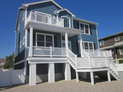 Seaside Park Single Family Home For Sale: 114 E Street