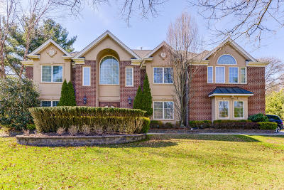 Holmdel Single Family Home Under Contract: 16 Sunrise Circle