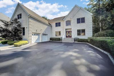 Manalapan Single Family Home For Sale: 6 Bur Court