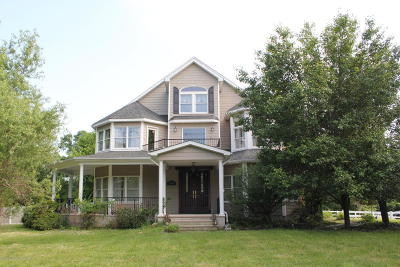 Howell Single Family Home For Sale: 1164 Maxim Southard Road