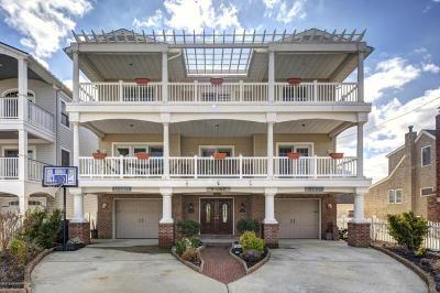 Seaside Park NJ Single Family Home For Sale: $1,649,000