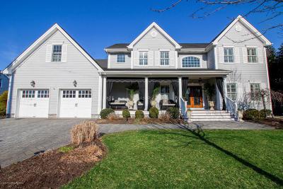 Sea Girt Single Family Home For Sale: 2157 Village Road