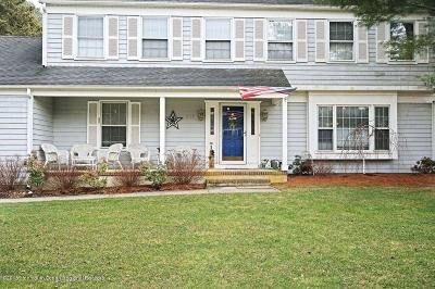 Toms River Single Family Home For Sale: 222 Jumping Brook Drive