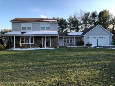 Freehold Single Family Home For Sale: 22 Patterson Drive