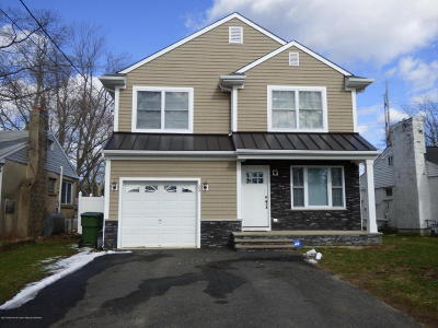 Eatontown Single Family Home Under Contract: 23 Maxwell Road
