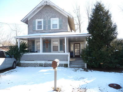 Eatontown Single Family Home Under Contract: 38 Taylor Place