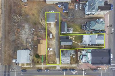 Bradley Beach Multi Family Home Under Contract: 405 + Lot Main Street