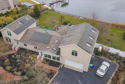 Long Branch Single Family Home For Sale: 1 Beach Avenue