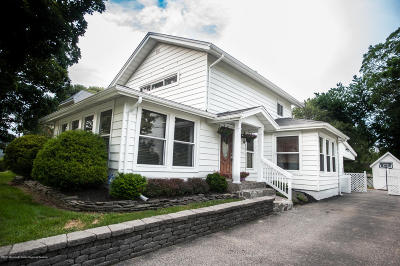 Long Branch Single Family Home For Sale: 45 Branchport Avenue