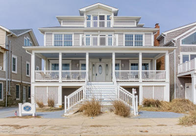 Seaside Park Single Family Home For Sale: 1107 S Ocean Avenue