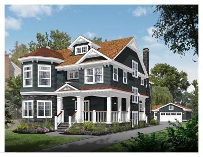 Sea Girt Single Family Home For Sale: 405 Beacon Boulevard