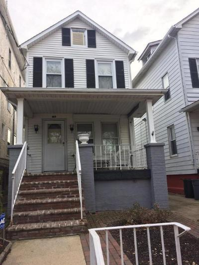 Asbury Park Single Family Home Under Contract: 610 5th Avenue
