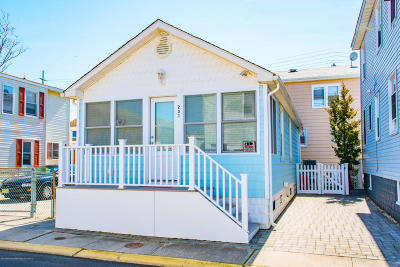 Seaside Heights Single Family Home Under Contract: 231 Bay Terrace