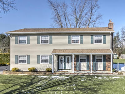 Freehold Single Family Home For Sale: 81 Kings Way