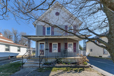 Long Branch Single Family Home Under Contract: 63 Cypress Street