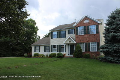 Toms River Single Family Home For Sale: 1586 Penbrook Court