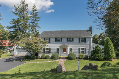 Red Bank Single Family Home Under Contract: 36 Hilltop Terrace