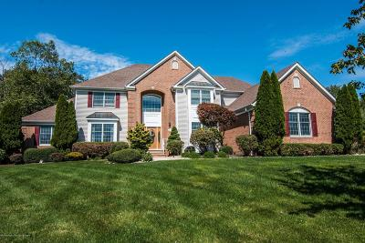 Wall Single Family Home For Sale: 1613 Sheridan Drive