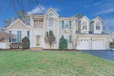 Toms River Single Family Home Under Contract: 272 Grande River Boulevard