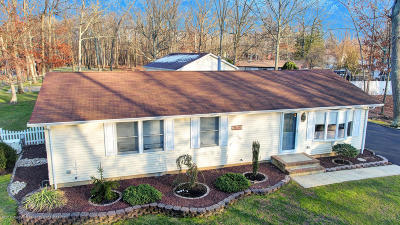Jackson Single Family Home For Sale: 219 Jackson Pines Road