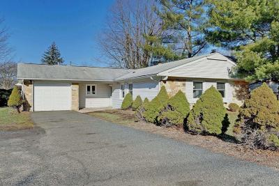 Aberdeen, Matawan Single Family Home For Sale: 605 Line Road
