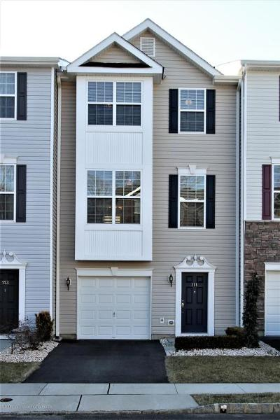 Freehold Condo/Townhouse For Sale: 111 Warbler Way #1000