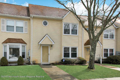 Jackson Condo/Townhouse For Sale: 13 Colonial Court