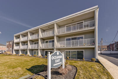 Belmar, Belmar Boro, Lake Como Condo/Townhouse For Sale: 96 5th Avenue #4