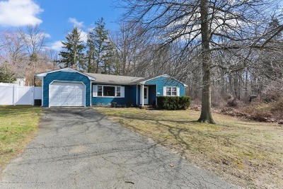 Atlantic Highlands, Highlands Single Family Home Under Contract: 182 E Washington Avenue