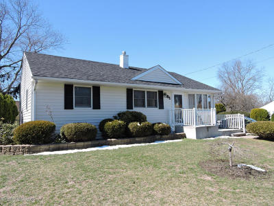 Neptune Township Single Family Home For Sale: 701 Marsha Drive