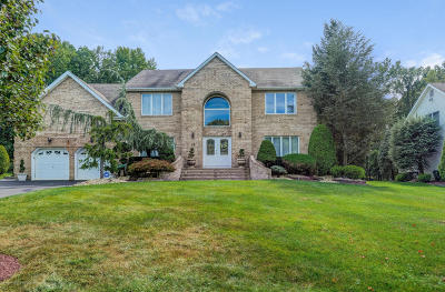 Manalapan Single Family Home For Sale: 21 Green Ridge Drive