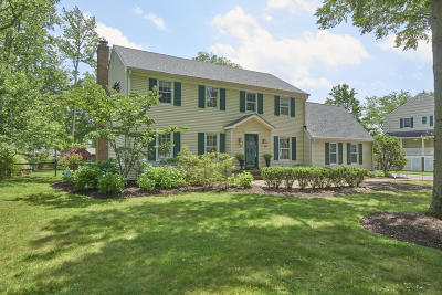 Little Silver Single Family Home For Sale: 10 Breezy Point Road